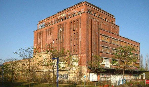 Здание Flaschenturm
