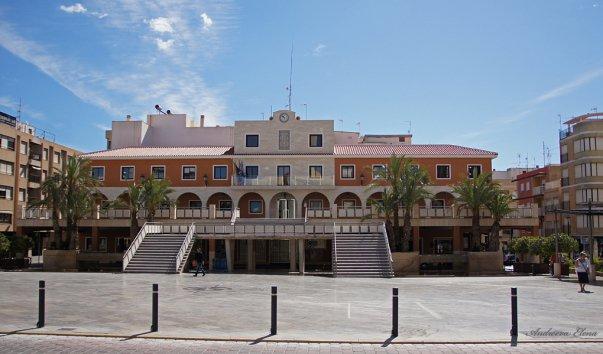 Здание мэрии Гвардамар-дель-Сегуры