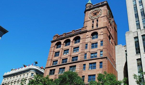 Здание Нью-Йорк-Лайф