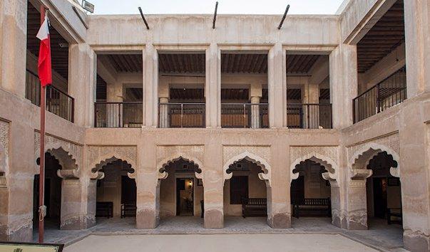 Здание школы ал-Ахмадия