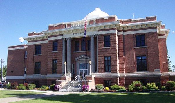 Здание суда округа Фремонт
