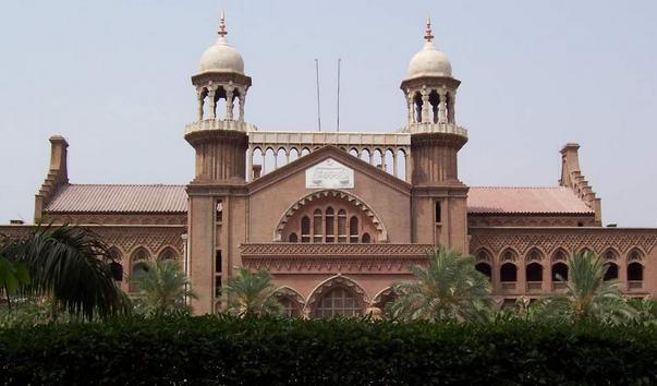 Здание Высшего суда Лахора
