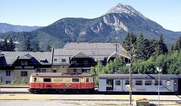 Железная дорога Мариазелленбах