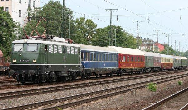Железнодорожный музей в Кобленце