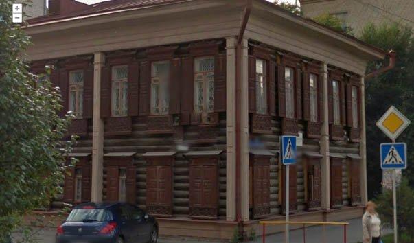 Жилой дом конца XIX века